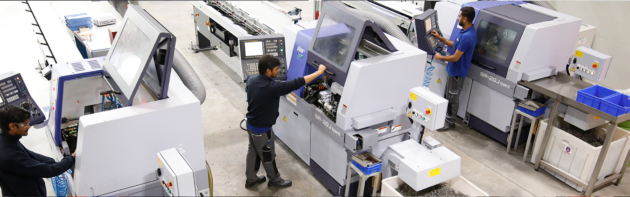 Swiss Precision Assembly in Jaipur