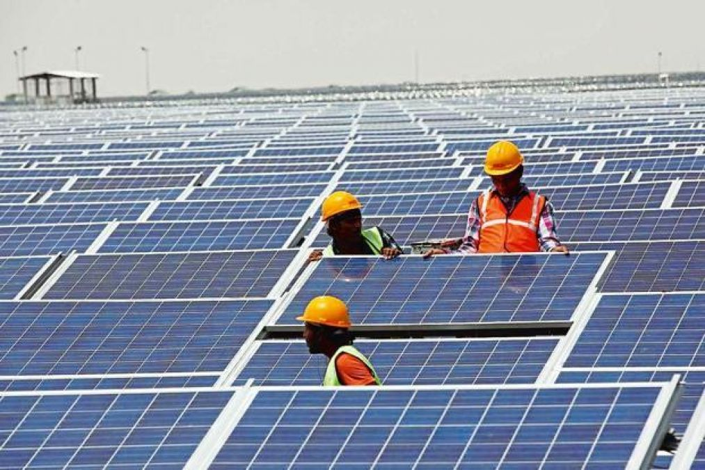 RS India steps towards environmental protection – Solar Panels Installation at Plant